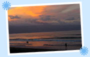 Dawn at Buton Beach